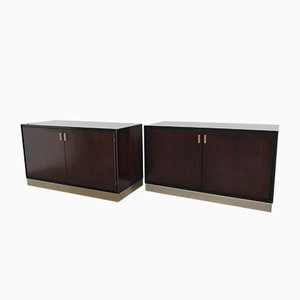 Rosewood Sideboards from Formanova, 1970s, Set of 2