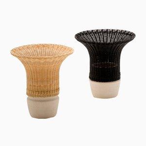 Nodo Vase von Intreccio Lab für Bottega Intreccio