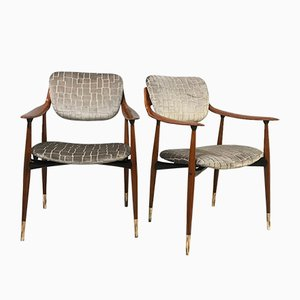 Mid-Century Dining Chair by Haga Fors, 1960s