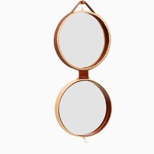 Pic Nic Mirror by Maurizio Bernabei for Bottega Intreccio