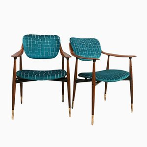 Mid-Century Dining Chair by Haga Fors, 1950s