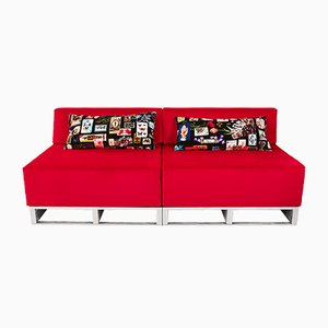 Modular Cargo Sofa by Samer Alameen