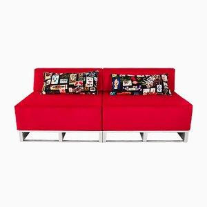 Modulares Cargo Sofa von Samer Alameen