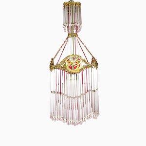 Vintage Deckenlampe, 1920er