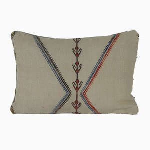 Decorative Handwoven Kilim Cushion Cover by Vintage Pillow Store Contemporary