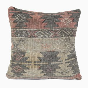 Turkish Square Pillow Cover by Vintage Pillow Store Contemporary