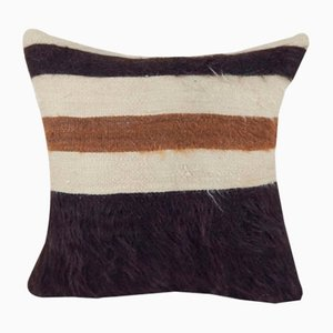 Striped Blanket Kilim Pillow Cover by Vintage Pillow Store Contemporary