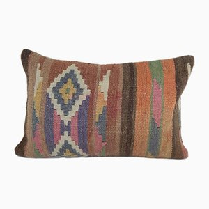 Turkish Geometric Pillow Cover by Vintage Pillow Store Contemporary