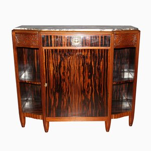Art Deco Macassar Buffet, 1930er