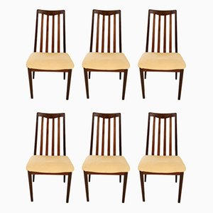 Dining Chairs from G-Plan, 1960s, Set of 6