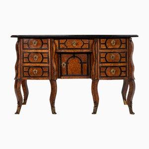 Antiker französischer Mazarin Schreibtisch