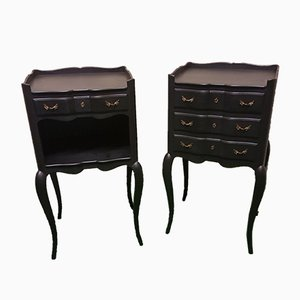 Nightstands, 1980s, Set of 2
