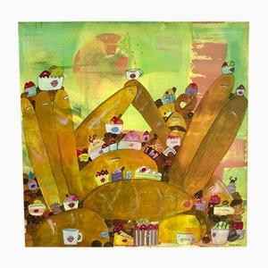 Gemälde von Juliette Bach