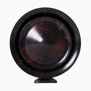 Lampada da tavolo Eclipse vintage Art Déco in bachelite