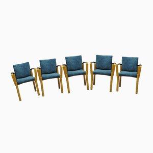 Esszimmerstühle von Kusch & Co, 1960er, 5er Set