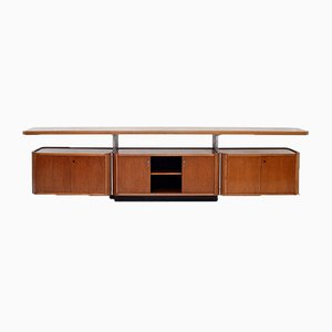 Mid-Century MG 14 Sideboard by Osvaldo Borsani for Tecno