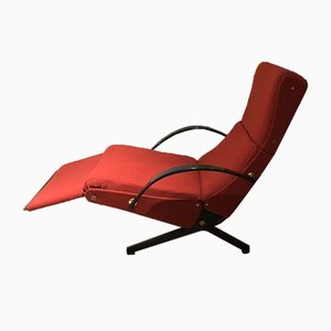 Model P49 Armchair by Osvaldo Borsani for Tecno, 1950s