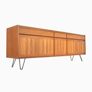 Large Teak Sideboard from William Lawrence of Nottingham, 1970s