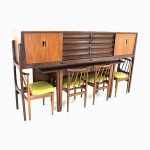 Wohnzimmer Set von Elliots of Newbury, 1970er, 6er Set