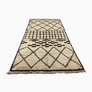 Marokkanischer Vintage Beni Ourain Teppich