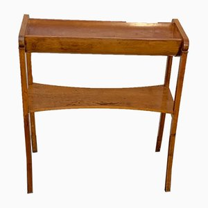 Antique Biedermeier Console Table