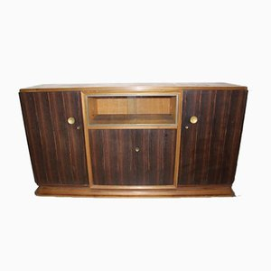 Art Deco Macassar Sideboard, 1930s