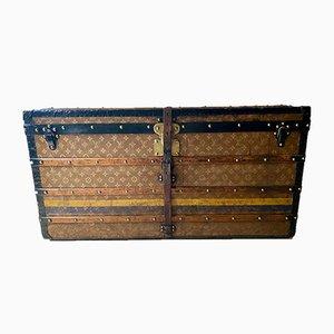 Baúl antiguo de Louis Vuitton