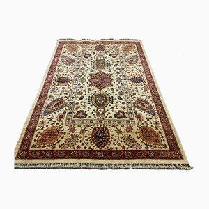 Mid-Century Afghan Wool Ziegler Rug
