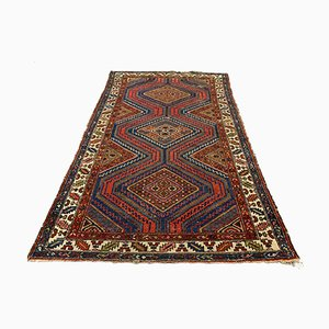 Mid-Century Middle Eastern Tribal Rug