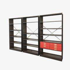 Stabilux Shelving Unit from Ahrend de Crikel, 1970s, Set of 3
