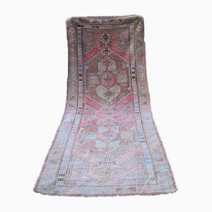 Alfombra Oushak turca grande de lana, años 70