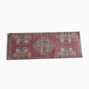 Kleiner Türkischer Handgeknüpfter Teppich, 1970er