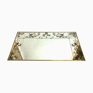 Specchio Art Déco, Francia, anni '30