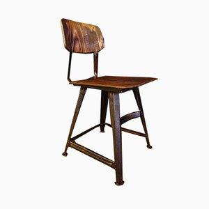 Schreibtischstuhl von Robert Wagner für Rowac, 1930er