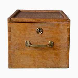 Wooden Box, 1950s