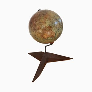 Antique Globe by Ludwig Julius Heymann
