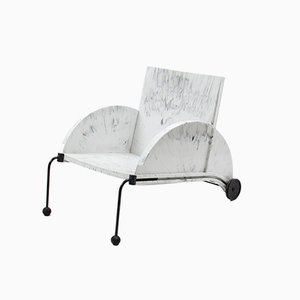 4814 Armchair by Anna Castelli Ferrieri for Kartell, 1990s