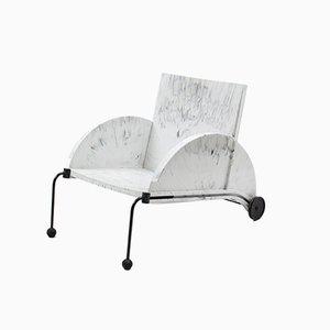 4814 Sessel von Anna Castelli Ferrieri für Kartell, 1990er