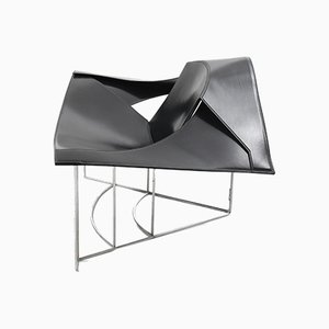 Lounge Chair by Jacques Harold Pollard for Matteo Grassi, 1990s