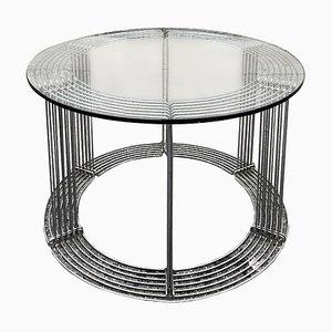 Tavolo da pranzo Pantonova di Verner Panton per Fritz Hansen, 1971
