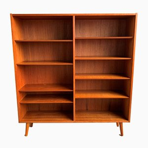Danish Teak Shelf by Poul Hundevad, 1960s