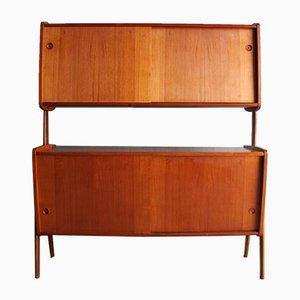 Dänisches Teak Sideboard von Edmund Jørgensen, 1960er