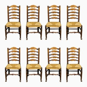 Dining Chairs, Set of 8