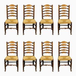 Esszimmerstühle, 8er Set