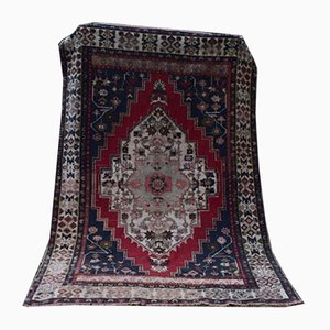 Turkish Hand-Knotted Taspinar Rug 1970s