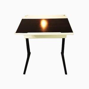 Scrivania vintage e lampada di Luigi Colani per Flototoo, Germania, anni '70