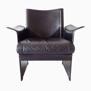 Lounge Chair by Tito Agnoli for Matteo Grassi, 1970s