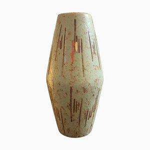 Jarrón alemán moderno de cerámica de Scheurich Keramik, años 60