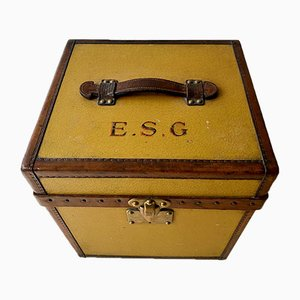 Antique Trunk by Louis Vuitton