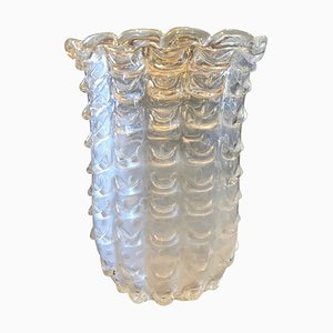 Murano Glass Vase from Ercole Barovier, 1950s